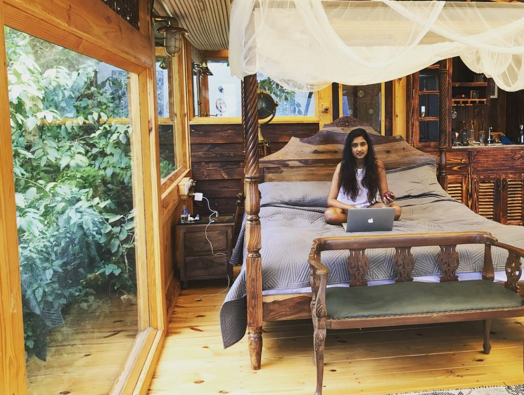 Workcation at the starlight machan